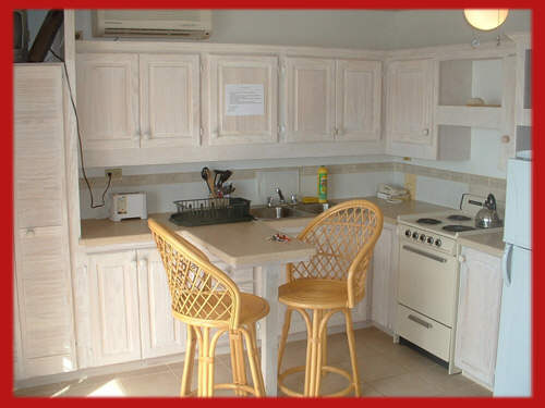 Accommodation in barbados cheap barbados vacation for Caspian kitchen cabinets