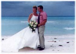 Barbados Wedding Photo Beach