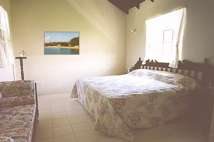 Bedroom at Mignon Sunshine apartments